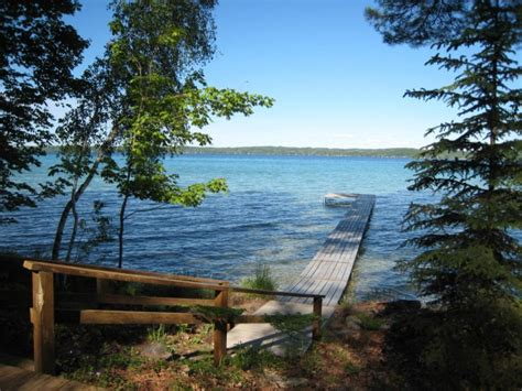 torch lake cottages photos torch lake waterfront cottage