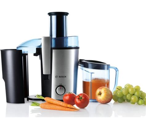 Juicer Bosch buy bosch mes3000gb juicer silver free delivery currys