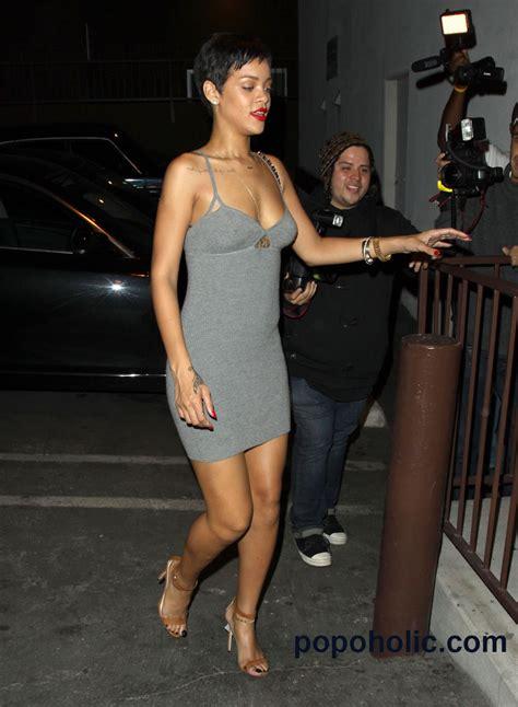 rihanna sexy celeb upskirt celebs rihanna s miniskirt ass