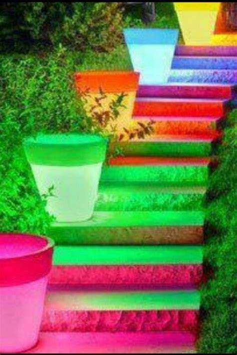 glow in the painted planters glow in the pots glow in the