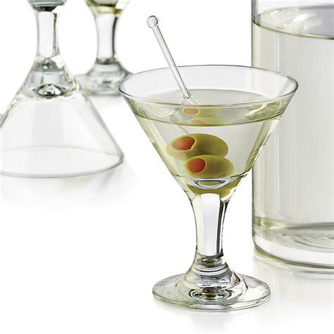 mini martini glasses embassy mini martini glasses 3 2oz 90ml libbey glasses