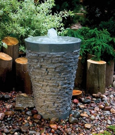 Garden Fountains by Choosing A Garden For The Yard Town Country