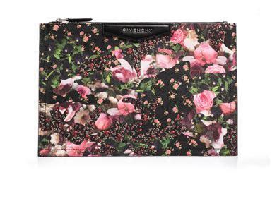 Givenchy Antigona Flower Medium 3317 black floral clutch givenchy antigona medium floral pouch where to buy how to wear