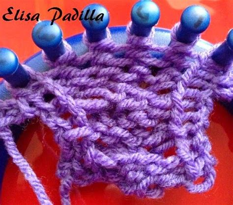 cable knit on loom 1000 images about loom knitting cables on