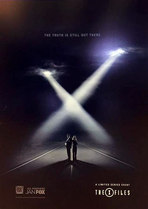 X Search New X Files Poster The Still Lurks Omega Level