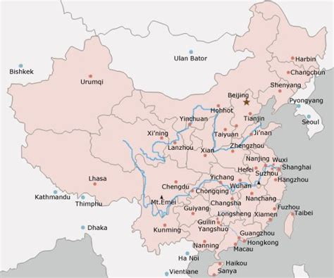 maps with towns china city map map of china cities city maps