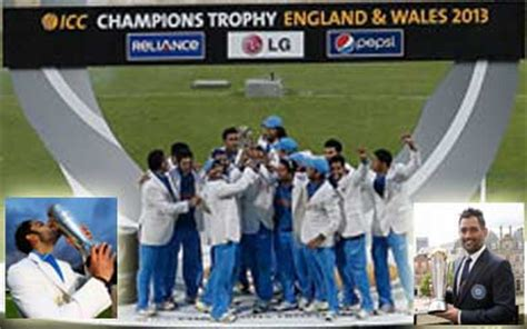 india winner 2013 ct 2013 eng vs ind post match report chions trophy