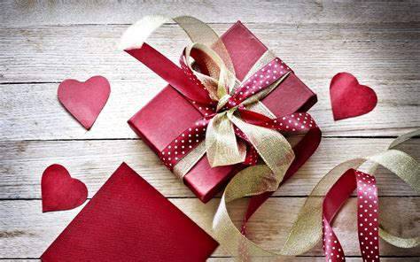 what is a valentines gift for a valentines day gift box ribbon hearts wallpaper