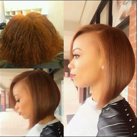 bob cuts that air dry air dry flat iron braids locks naturals pinterest