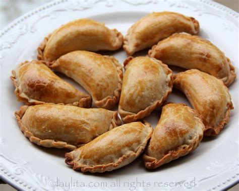 Christmas Appetizers Easy by How To Make Empanada Dough For Baking Laylita Com
