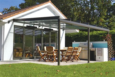 Glass Veranda Uk by Glass Veranda By Verandas Uk