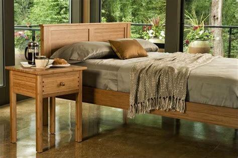 bamboo platform bed hosta platform bed greenington bamboo platform bed king queen