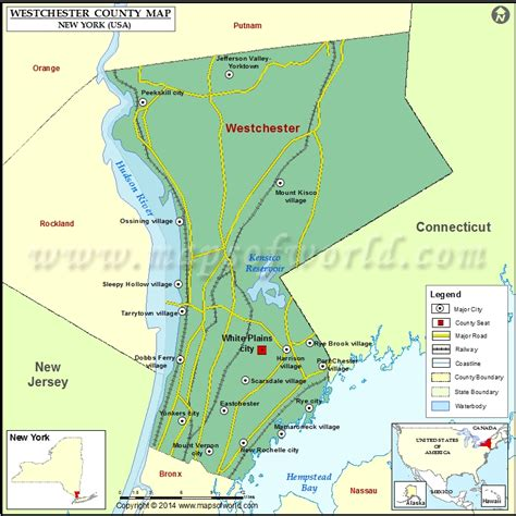 map of westchester ny westchester county map map of westchester county new york