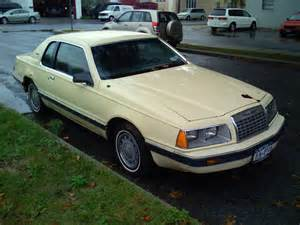 1984 ford thunderbird images pictures and