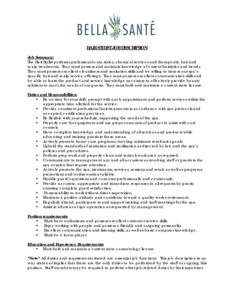 cosmetology resume exles beginners cosmetology resume exles for beginners hairstylist
