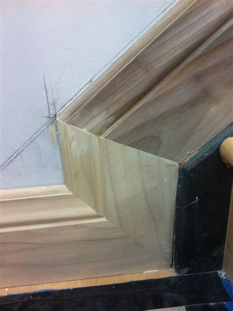 Bottom of stair stringer baseboard   Michael Auldridge
