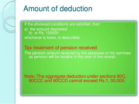 deduction under section 57 tax deductions u s 80c to 80u