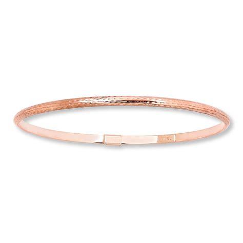 bangle bracelet 10k gold