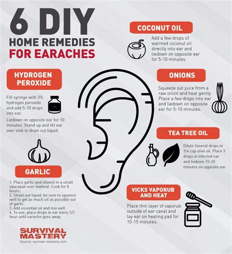 earache remedies solutions for an annoying problem