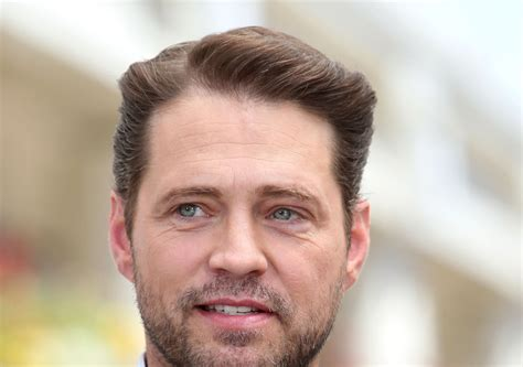 jason priestley jason priestley rushed to hospital after being thrown from