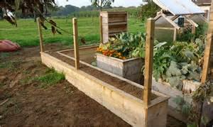 cloture de potager jardin