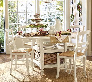 Shayne Kitchen Table Shayne Drop Leaf Kitchen Table Pottery Barn