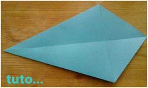 Comment Faire Un Cerf En Origami by Tuto Origami Cerf Volant