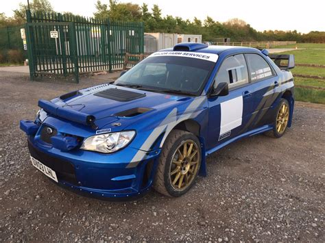 subaru wrc for sale rally cars for sale on motorsportauctions com