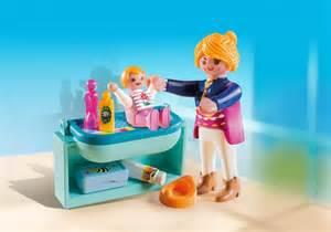 playmobil tisch playmobil set 5368 mutter mit baby wickeltisch