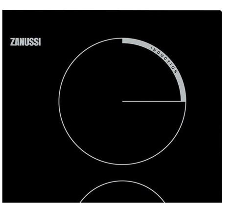 zanussi electric induction hobs buy zanussi zei6840fba electric induction hob black free delivery currys