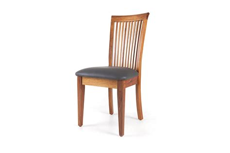 Denver Slat Back Dining Chair Tessa Furniture Slat Back Dining Chair