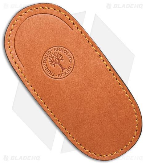 boker sheath boker boy scout leather sheath 090010 blade hq