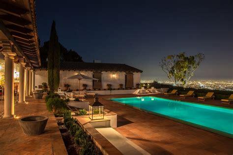 california interni di lusso la villa in california con 5 piani