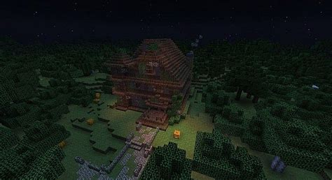 Minecraft Haunted House by Haunted House Minecraft Minecraft Project