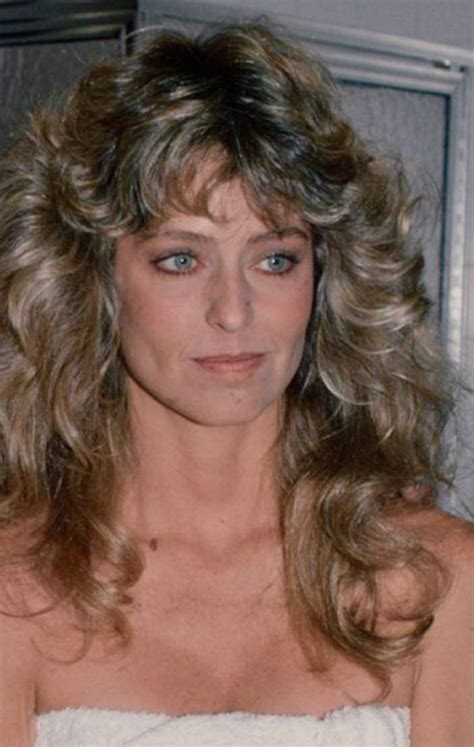 updated farrah fawcett hairstyle 160 best images about farrah on pinterest her hair