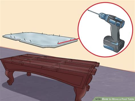How Much To Move A Pool Table by How To Move A Pool Table Across The Room Brokeasshome