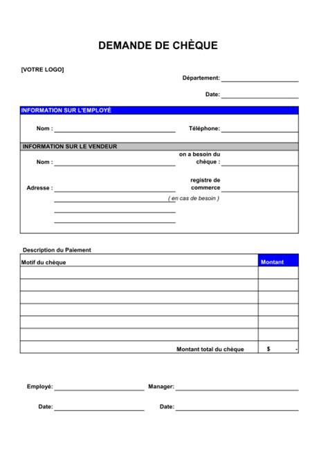 Credit Formation Entreprise Formulaire De Demande De Ch 232 Que Template Sle Form Biztree