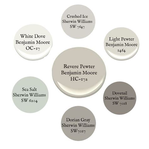 picking a palette for your whole house katie rusch 1478 best images about colors on pinterest revere pewter