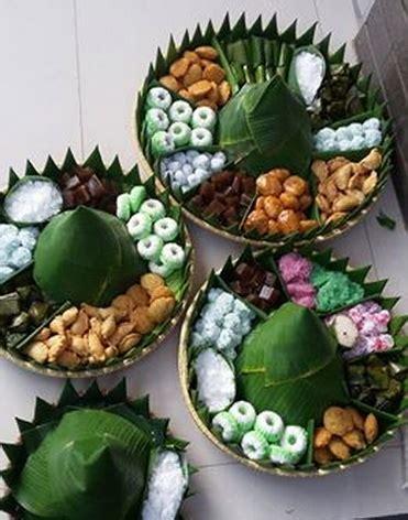 awug kue tradisional khas bandung