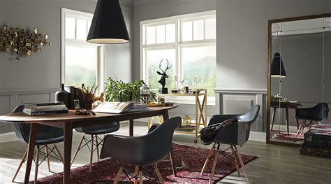 selecting great dining room colors
