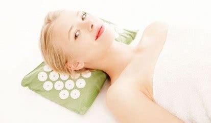 cuscino cervicale massaggiante prodotti benessere
