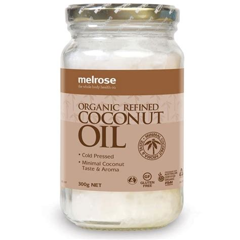 Coconut Detox 2 Day Plan Chemist Warehouse by Buy Organic Refined Coconut 300g At