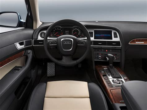 Audi A6 Interior At by 2010 Audi A6 Price Photos Reviews Features
