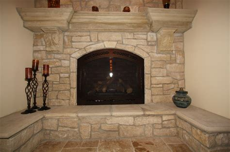indoor stone fireplace cast stone fireplace traditional indoor fireplaces