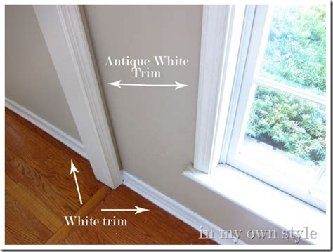 diy window trim painting tricks in my own style