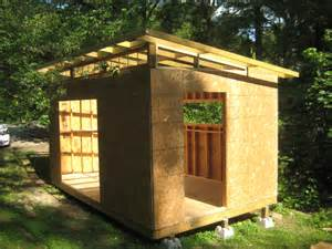 Diy modern shed project diyatlantamodern