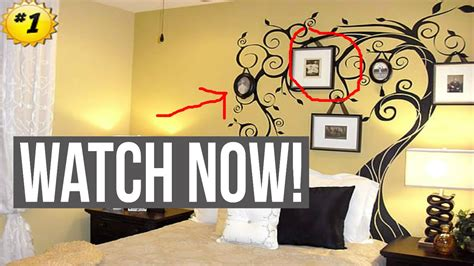 Ideas For Painting Bedroom Walls wall painting ideas for bedroom youtube