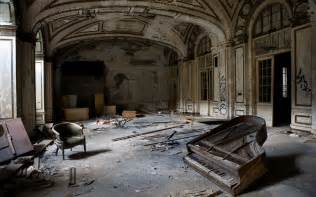 Deserted Places by Strange And Surreal Abandoned Places Photo Gallery