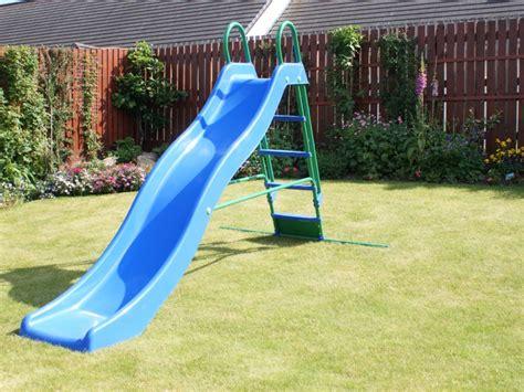 garten rutsche giardini arredamento scivoli per bambini