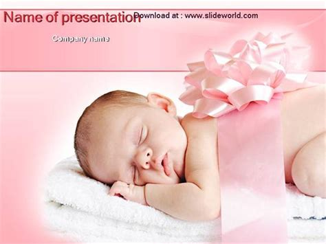 powerpoint themes baby baby powerpoint ppt templates ppt template for baby